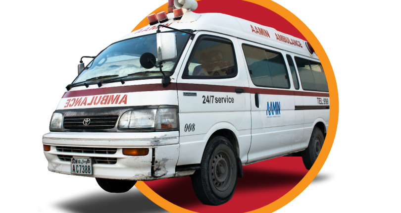 Incredible! Online Fundraise Raises $32,000 for Somali's Free Ambulance Services
