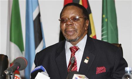 President of Malawi, Mutharika, Kick-Starts Lilongwe's Grand Business Park Construction