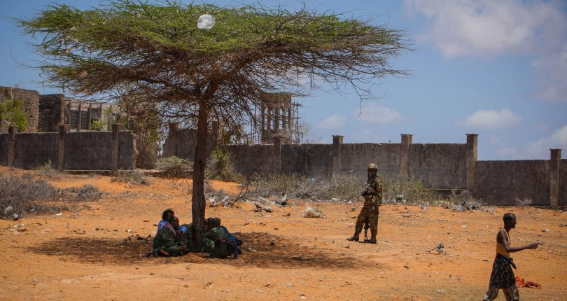 Controversial security wall along Kenya-Somalia border on progress